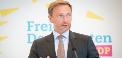 FDP-Chef Christian Lindner. (c) picture alliance/dpa/Kay Nietfeld