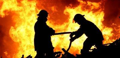 Nach Soldaten und Army-Generälen haben Feuerwehrleute den stressigsten Job(c) Fouroaks - Dreamstime.com