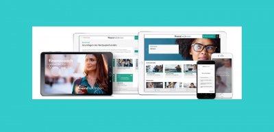 """Mit """"Finanzcoach"""" haben die Comdirect Bank und Sensor Digitalmedia den DPOK in der Kategorie """"Beste App"""" gewonnen. (c) Comdirect Bank"""