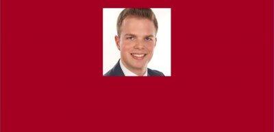 Armin Peter, neuer Pressesprecher von Friedrich Merz, legte einen spektakulären Social-Media-Start hin. (c) privat