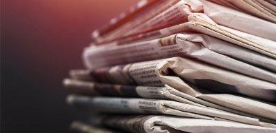 Für Printzeitungen geht es weiter bergab./ Zeitungen: (c) Getty Images/artisteer
