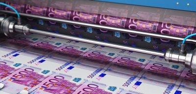 Der DJV hält eine Erhöhung des Rundfunkbeitrags um 86 Cent für zu gering./ Rundfunkbeitrag Symbolbild: (c) Getty Images/scanrail