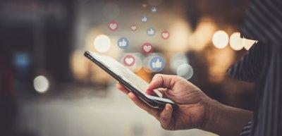 Facebook prüft den Verzicht auf die Anzahl von Post-Likes./ Likes: (c) Getty Images/CASEZY
