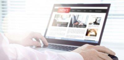 Zwei Drittel der Deutschen halten die Informationen in deutschen Medien für glaubwürdig – so viele wie noch nie. (c) Getty Images/Tero Vesalainen