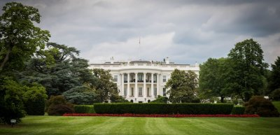 Das Weiße Haus: Amtssitz des US-Präsidenten. (c) Getty Images/YevgeniyM