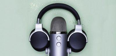 Audio boomt: Podcasts werden mehr als andere Medien weiterempfohlen. (c) Getty Images/Olga Zakharova