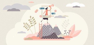 Bei Swiss Life will man sich durch Purpose positionieren – Markenbotschafter:innen sollen dabei helfen. (c) Getty Images/VectorMine