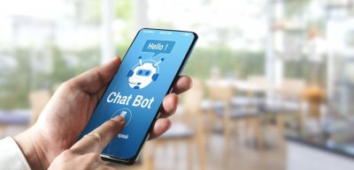 Chatbots können in der internen als auch externen Kommunikation Anwendung finden, tun es aber nur selten. (c) Getty Images/Blue Planet Studio
