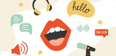 Labern ohne Sinn und Konzept macht noch keinen erfolgreichen Podcast. (c) Getty Images/Viktoriia Sytnik
