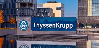 Der Stahlkonzern Thyssenkrupp steckt tief in der Krise. Ein neuer Konzernsprecher soll es nun richten. (c) Getty Images / TBE