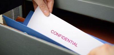 Ein Geheimdokument erklärt die Strategie einer Kampagne der Verwerterlobby. / Geheimdokument: (c) Getty Images/Manuel-F-O