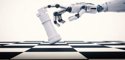 Werden Künstliche Intelligenzen irgendwann den Job von PR-Profis übernehmen? (c) Getty Images/PhonlamaiPhoto
