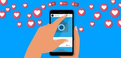Wird Instagram ein zentraler Kanal der Unternehmenskommunikation (c) Getty Images/Soloma_Poppystyle