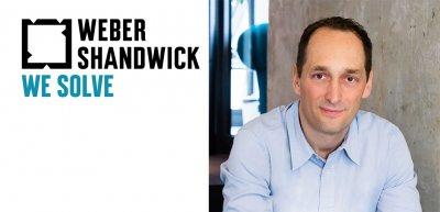 Ilan Schäfer ist Deutschland-Chef. (c) Weber Shandwick