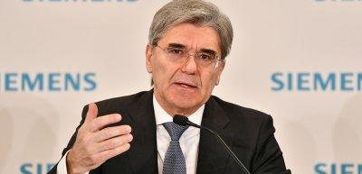 Joe Kaeser äußerst sich in einem Tweet bewusst politisch und wird dafür kritisiert./ Joe Kaeser: (c) Siemens-AG