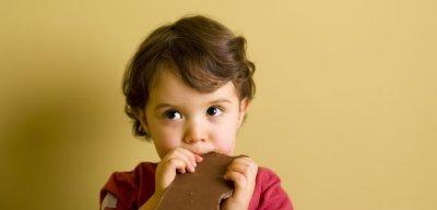 Kinder - Schokolade oder Bevölkerungsgruppe? In jedem Fall immer eine gute Kombination. (c) Thinkstock/Jupiterimages