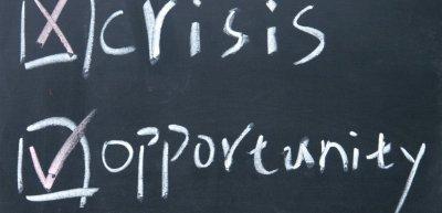 """""""Gedeihen trotz widriger Umstände"""": So funktioniert die Krise als Chance (c) thinkstock/flytosky11"""