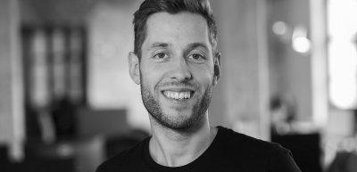 Ob ein CEO sich politisch äußern solle oder nicht, sei eine Frage der Glaubwürdigkeit, findet Staffbase-Gründer Martin Böhringer. (c) Dirk Hanus
