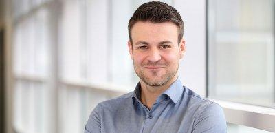 Maximilian Heiler ist gerade einmal 32 und leitet schon ein neunköpfiges Team. / Maximilian Heiler: (c) Maximilian Heiler