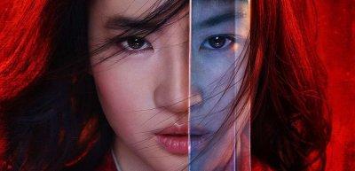 Liu Yifei provozierte einen Boykott-Aufruf zum neuen Mulan-Film./ Mulan: (c) Disney