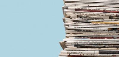DuMont-Verlag will offenbar sämtliche Zeitungen verkaufen. (c) Getty Images / artisteer