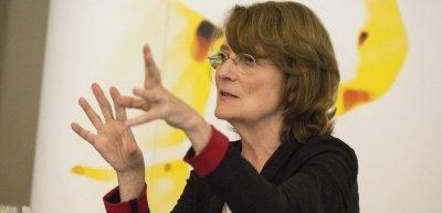 Dagmar Reim plädiert für einen Mentalitätswandel in Unternehmen und Institutionen. (c) Julia Nimke