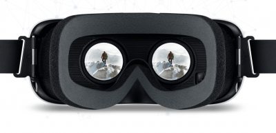 VR-Brille (c) Samsung