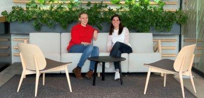 Was können Kommunikatoren von Influencern lernen, fragten sich Jessica Baxmann und Sara Buckow von SAP. (c) SAP