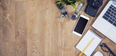 Unsere Bilderserie über die Schreibtische von Kommunikatoren. (c) Thinkstock/mactrunk