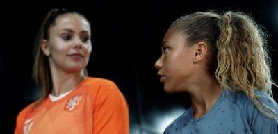 Firmen nutzen die Frauenfußball-WM um auf Ungleichheiten zwischen Frauen und Männern aufmerksam zu machen./ Frauenfußball: (c) Screenshot Youtube/Nike