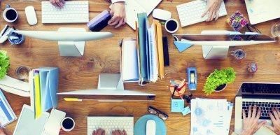 Zu viele Buzzwords im Büro wirken schräg (c) Thinkstock/Rawpixel Ltd