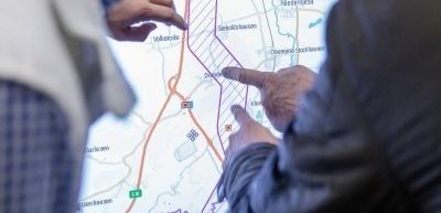 "Online-Beteiligungsplattform ""Suedlink WebGIS"" (c) Tennet TSO"