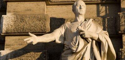 Schon der alte Römer Cicero beherrschte die Kunst des Redens (c) Thinkstock/Jozef Sedmak