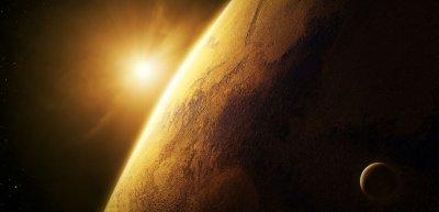Mars Attacks – Krisen können, sieht anders aus (c) Getty Images/iStockphoto/Johan Swanepoel