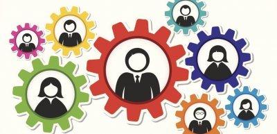 Über die Mitarbeiter zu Veränderungen (c) Thinkstock/designaart