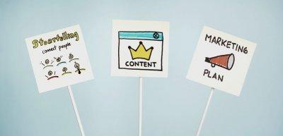 Content ist King - das hat auch das Marketing verstanden. Doch was nützt Content Marketing der PR? (c) Thinkstock/zakokor