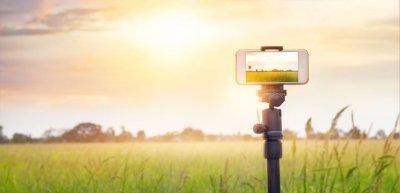 Auch mit Smartphone-Kameras lassen sich tolle Videos erstellen. (c) Thinkstock/ipopba