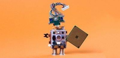 Spielzeugroboter (c) Thinkstock/Besjunior