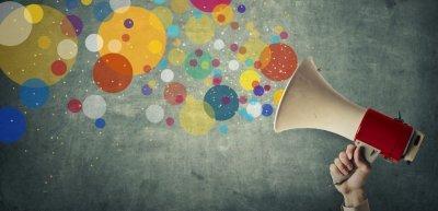 Unternehmer, die mutige Aussagen nicht scheuen, sind bei Medien gefragt. (c) Thinkstock/bowie15