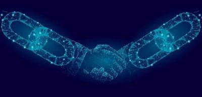 Mit der Blockchain-Technologie könnte sich auch die Kommunikation verändern. (c) Thinkstock/LuckyStep48