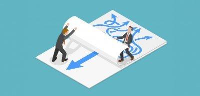 Viele Auftraggeber tun sich schwer mit einem ausagekräftigen Briefing. (c) Thinkstock/TarikVision