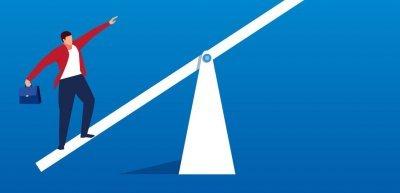 Die Entgrenzung von Arbeit und Privatleben kann mitunter im Burnout enden. (c) Thinkstock/z_wei