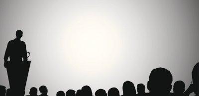 Der Verband der Redenschreiber deutscher Sprache hat die Top Ten Redner auf Hauptversammlungen gekürt (c) thinkstock/Taylor Hinton