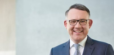 Thomas Möller leitet ab sofort die Unternehmenskommunikation von Merck. (c) Merck