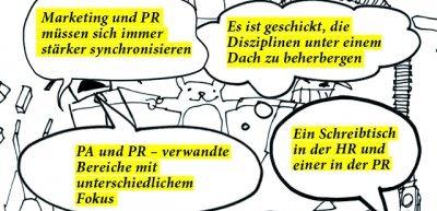 """Serie """"Stiefgeschwister"""": Kommunikation und ihre Nachbardisziplinen (c) Mona Karimi"""