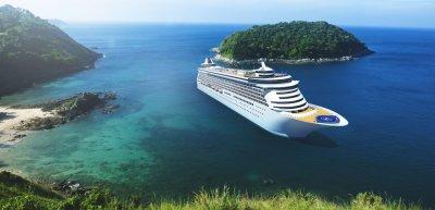 Tui-Cruises-Chein Meier gerät beim Thema CO2 ins Straucheln - vor laufenden Kameras. (c) Getty Images / Rawpixel