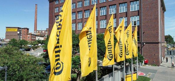 Continental nutzt Elvis für interne Videotutorials. / Continental-Zentral in Hannover: (c) Continental AG