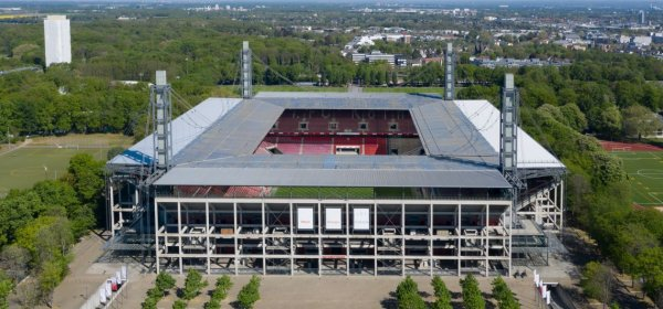Das Stadion des 1. FC Köln. (c) Raimond Spekking / CC BY-SA 4.0