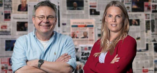 Bettina Fetzer und Jörg Howe (c) Daimler