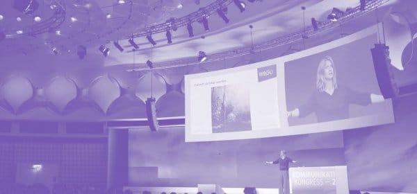 Kommunikationskongress 2020: Bdkom und Quadriga stellen neues Konzept vor. (c) Quadriga